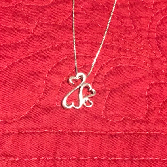 Jewelry - Open Heart Necklace